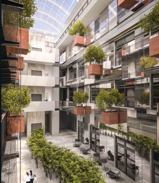 Property for sale in Regent's Park at Carlow House