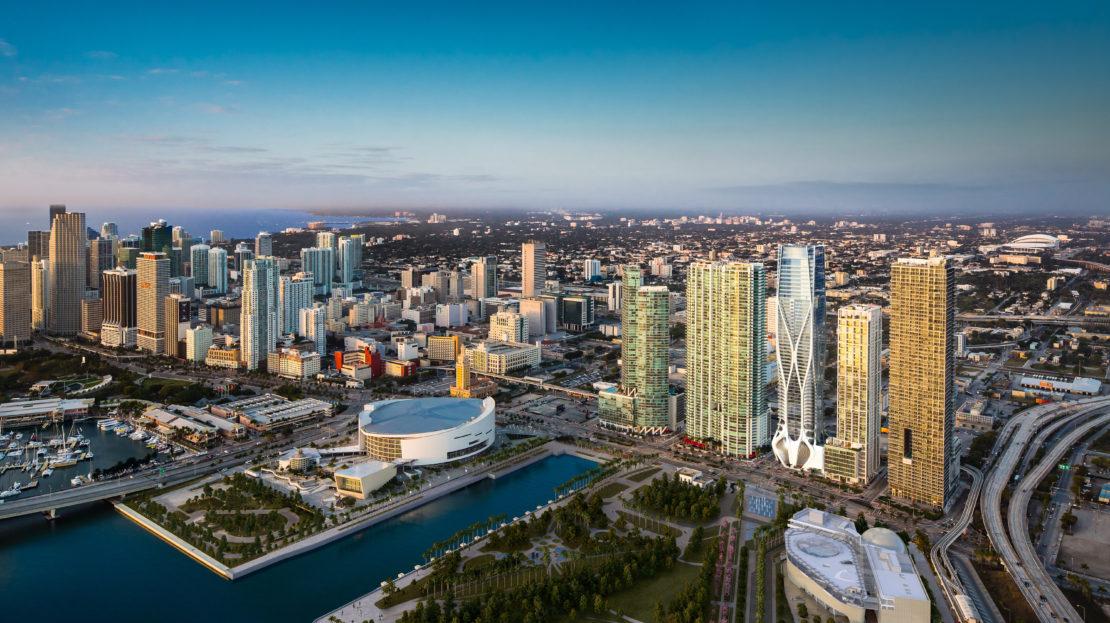 1000 Museum Residences - Miami Penthouses