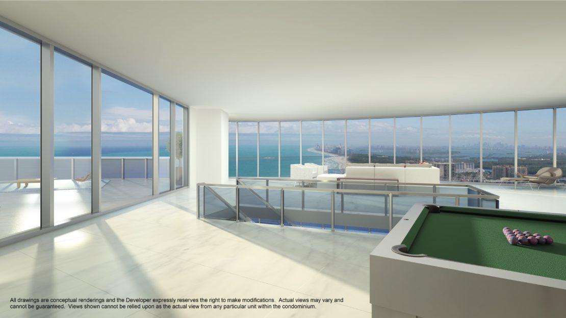 Porsche Tower Miami Beachfront Condos Sunny Isles Beach