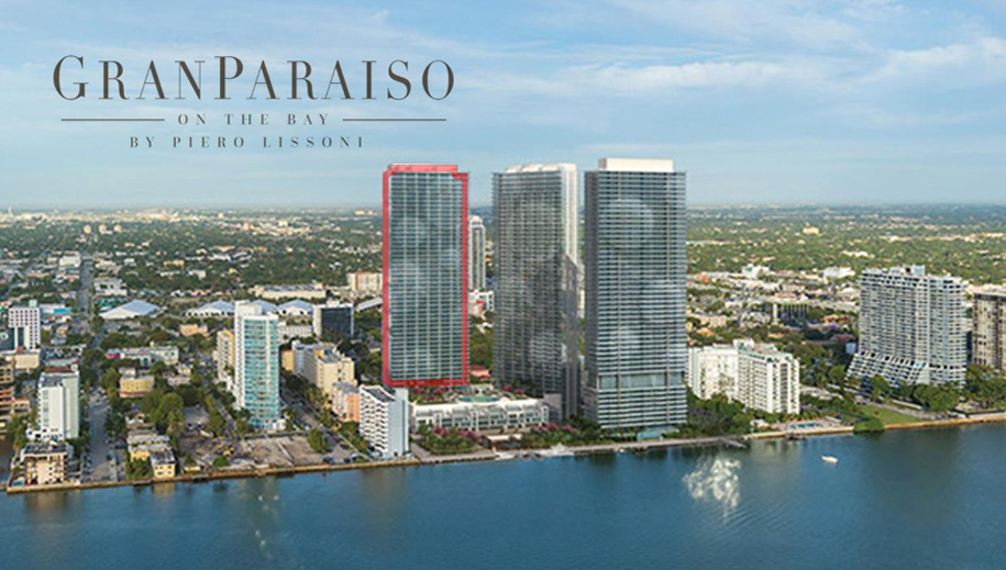 GranParaiso Miami apartments for sale - Miami condos for sale