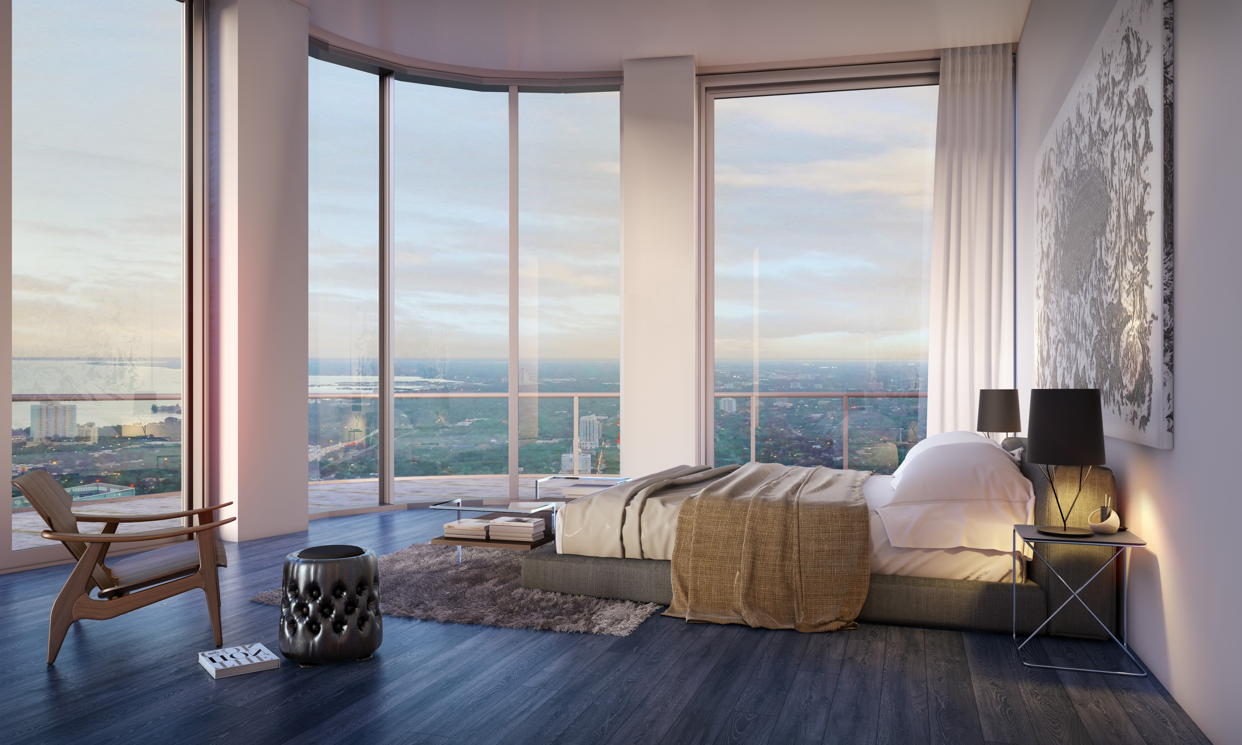 Brickell Penthouses For Sale Sls Lux Brickell Prices
