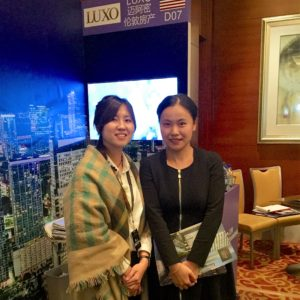 LUXO @ Shanghai Luxury Property Show 2015
