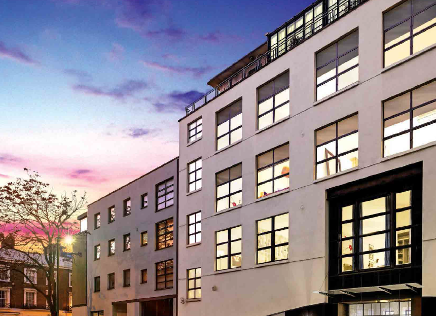 Flats for Sale in Regent's Park at Carlow House