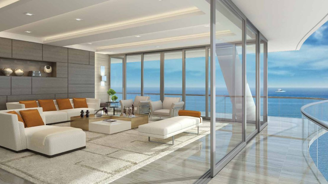 Miami beach penthouses for sale at Fendi Château FENDI CHÂTEAU, Miami beach penthouses, Miami beach condos, Bal Harbour condos, Surfside condos