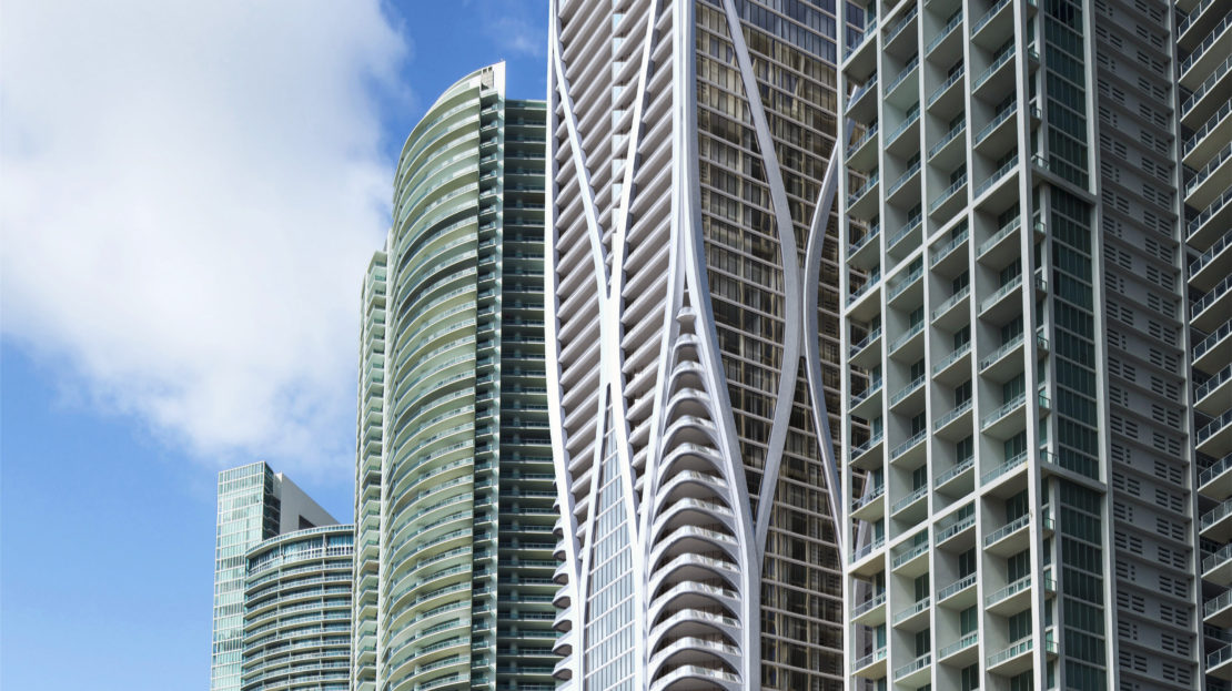 1000 Museum Apartments - Downtown Miami Apartments for sale