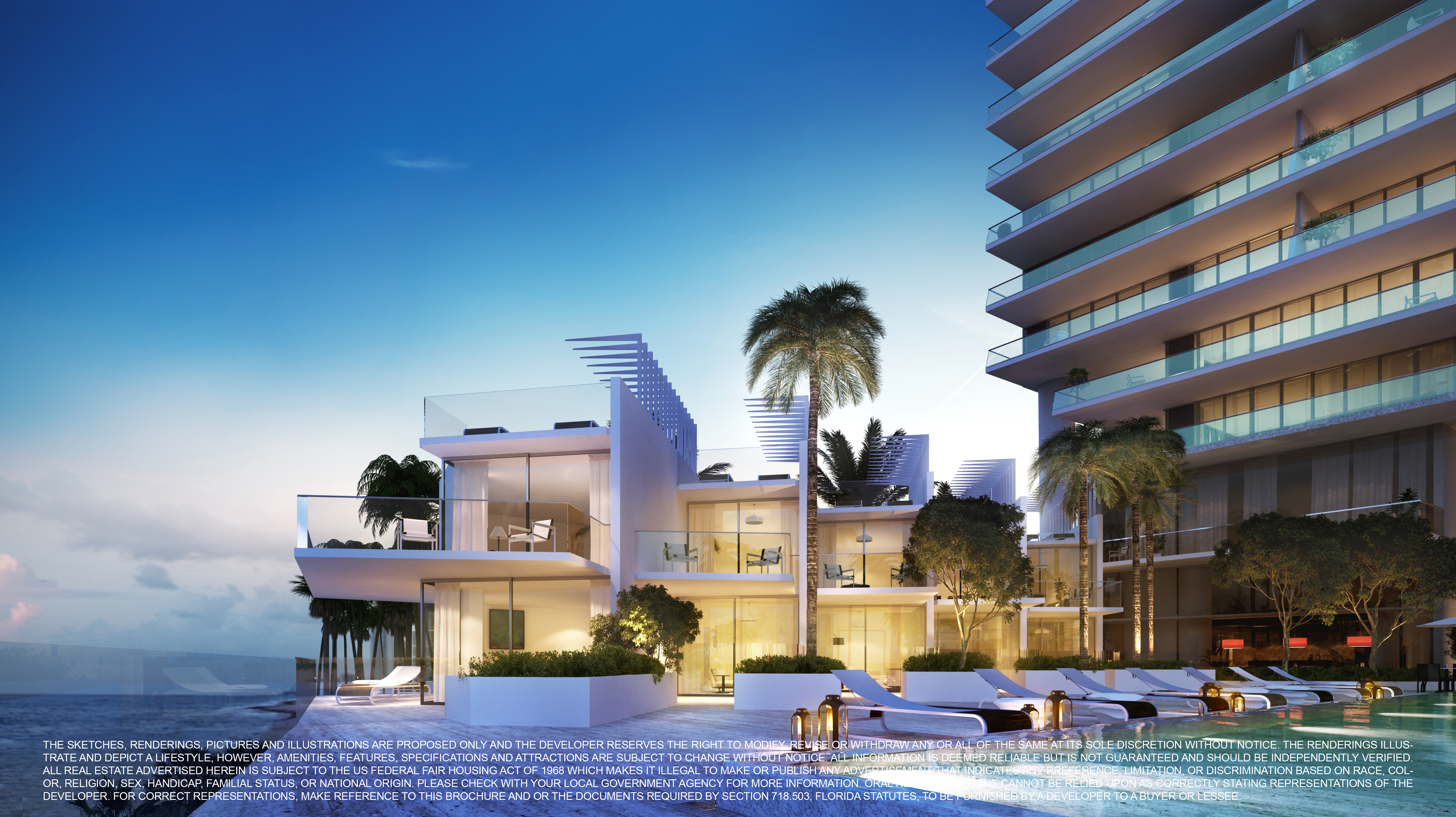 Cabanas Beach Club Apartments For Sale