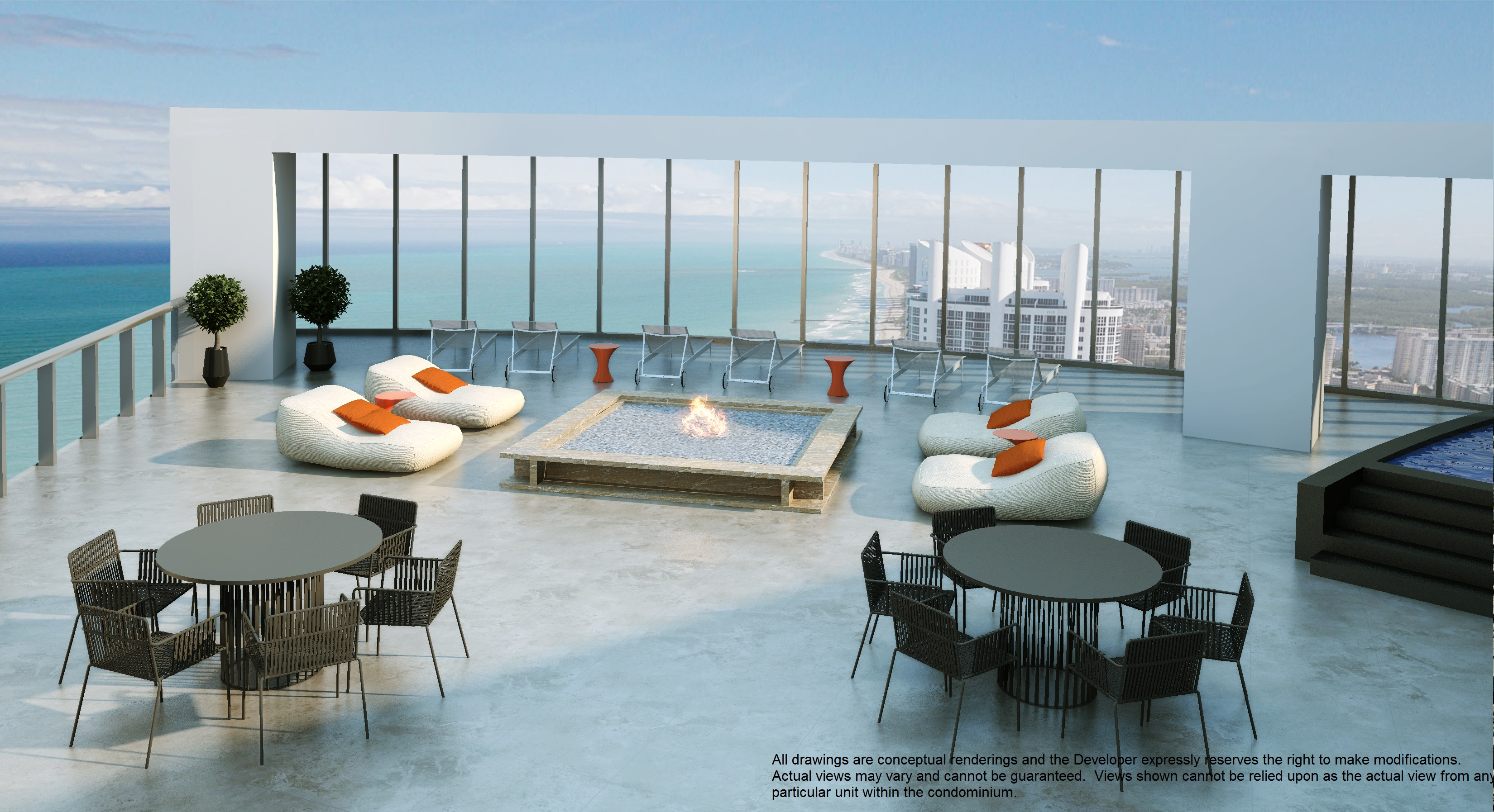 Porsche Tower Miami Beachfront Condos Sunny Isles Beach