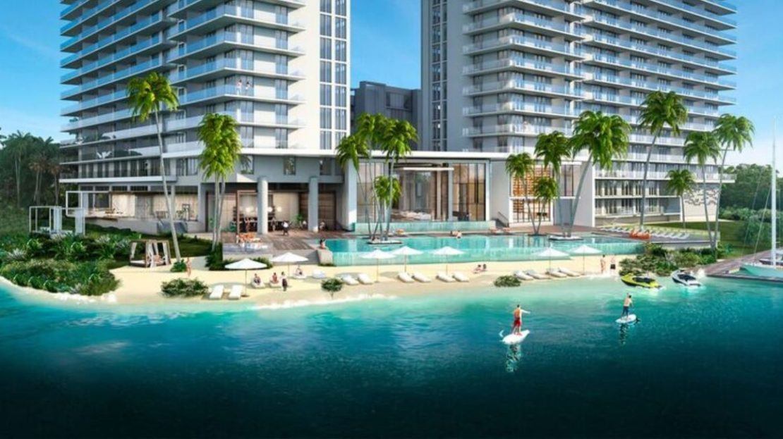 Miami Beachfront Condos For Waterfront North Beach