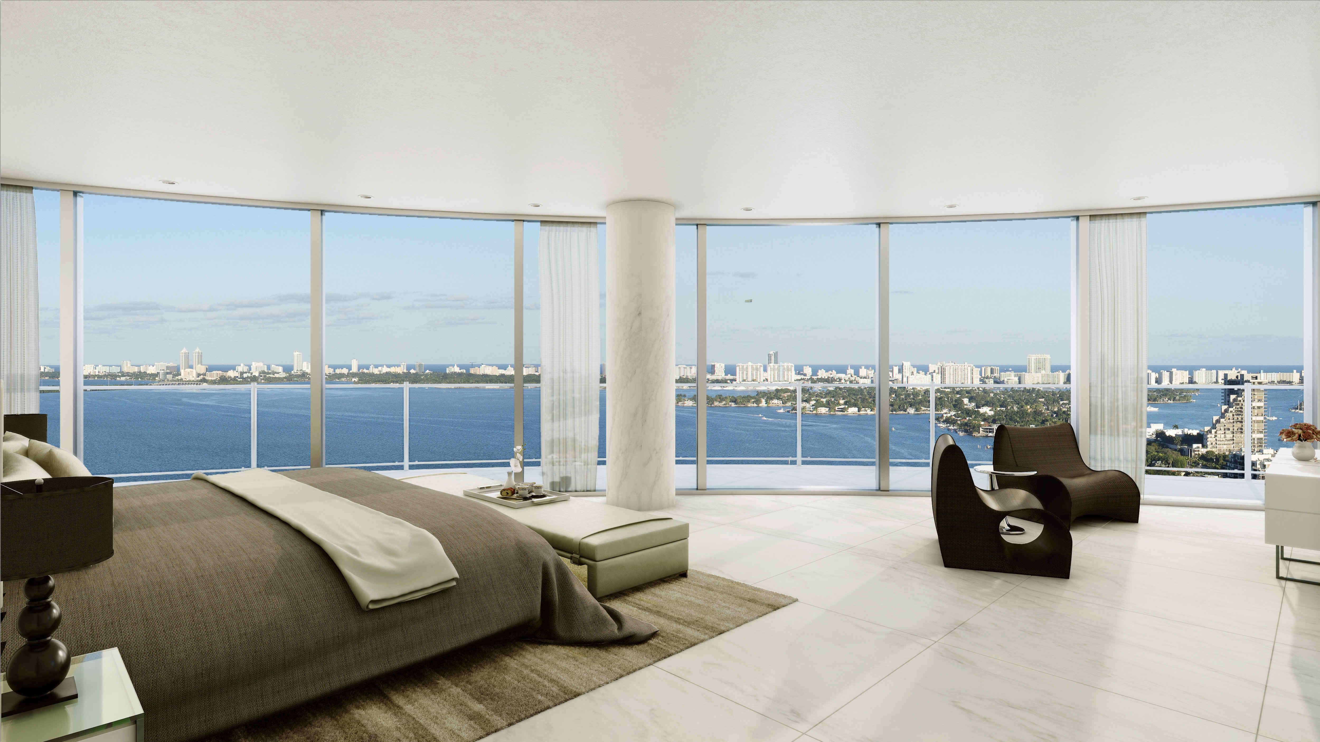 Miami 3 Bedroom Luxury Condo For Sale