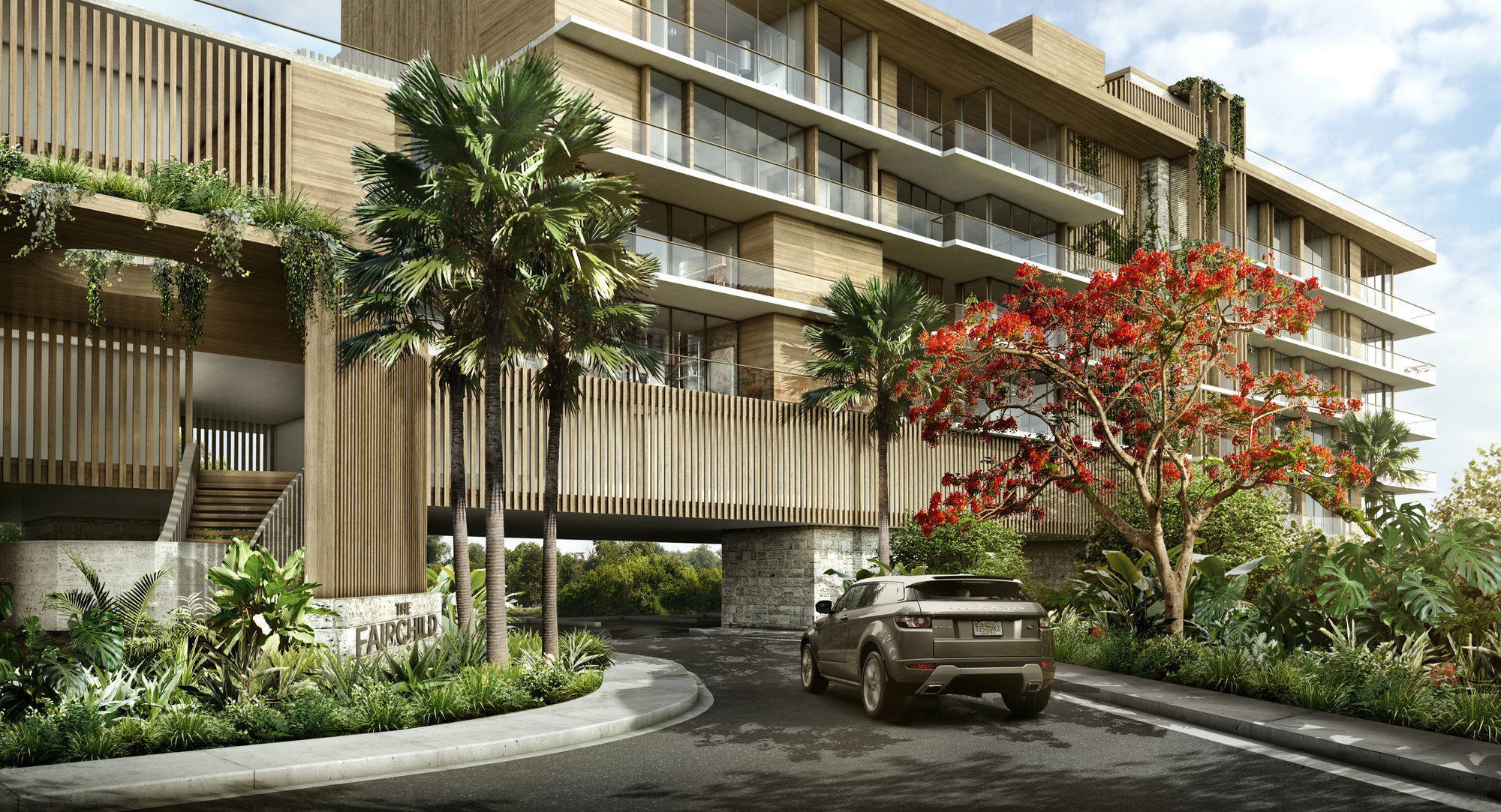 Construction of The Fairchild Coconut Grove Luxury Condos set to begin in 2019