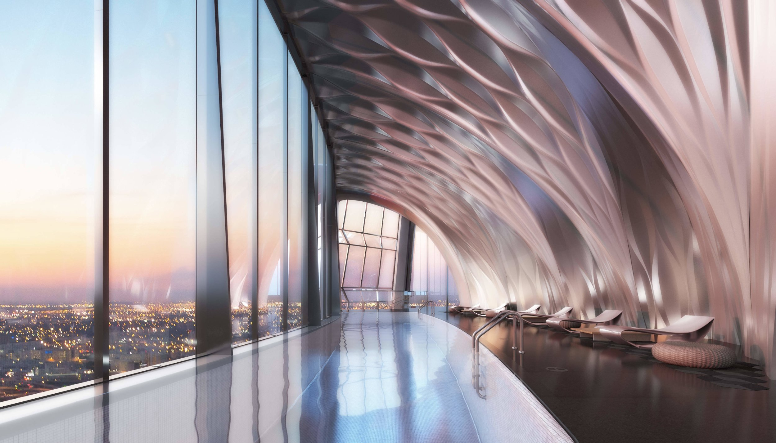 One Thousand Museum Features Futuristic Styling and Elegance