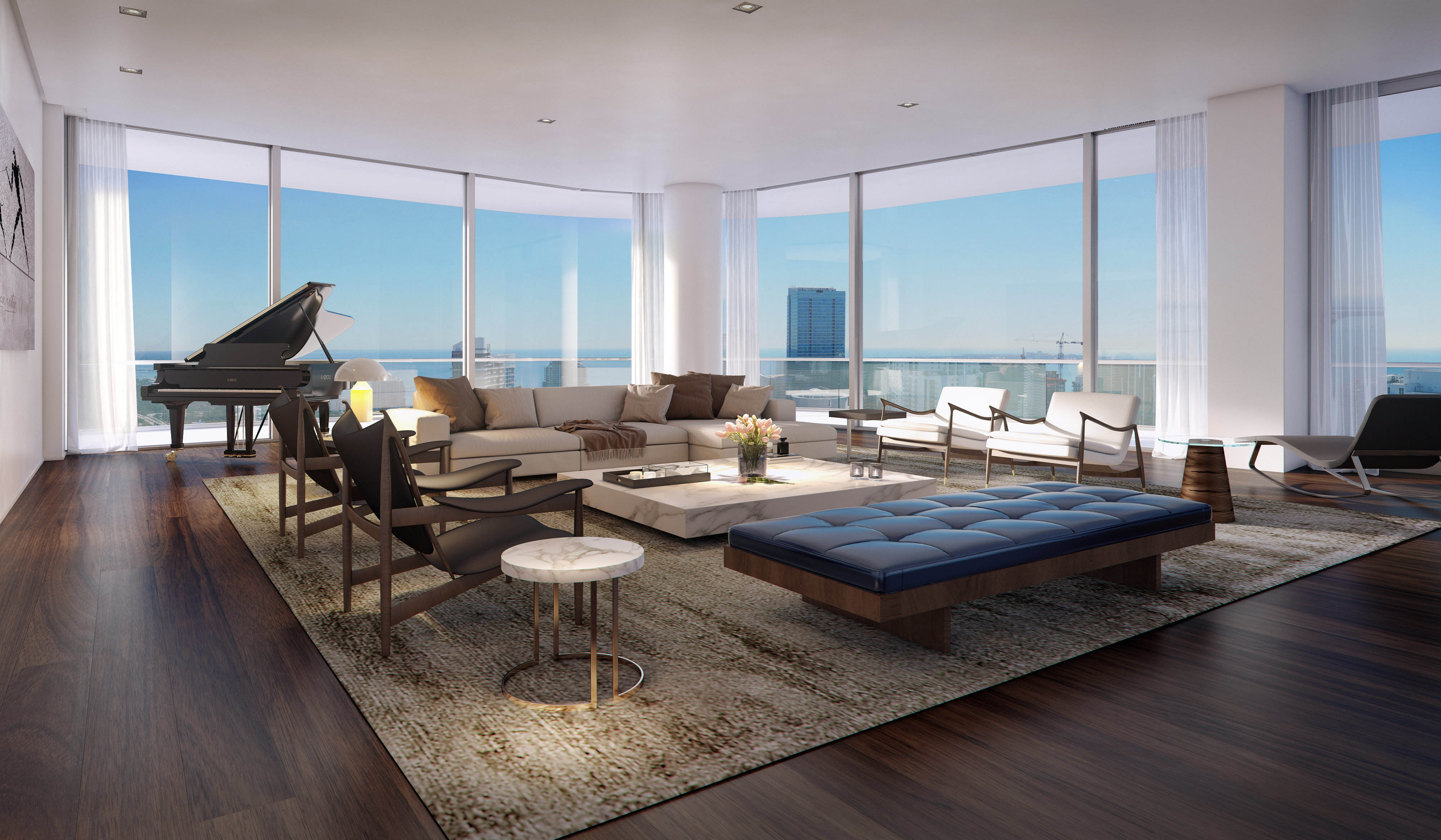 SLS LUX Brickell sets Closings on its new Luxury Miami Property